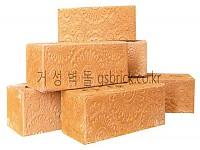 황토벽돌국화60(190*60*57)실내용